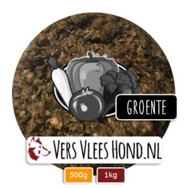 VersVleesHond.nl | KVV Groentemix voor Hond of Kat
