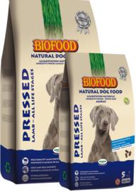 Biofood | Geperste Hondenbrokken Lam | 5kg