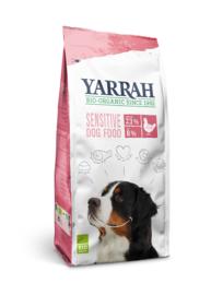 Yarrah Biologische Hondenbrokken 'Sensitive' Biokip