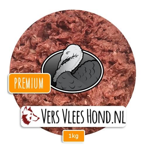 VersVleesHond.nl   KVV Kalkoen Premium voor Honden