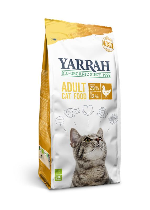 Yarrah Biologische Kattenbrokken Biokip