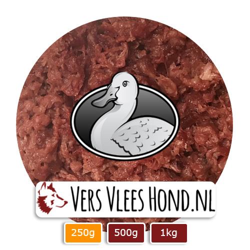 VersVleesHond.nl | KVV met Eend voor Hond of Kat