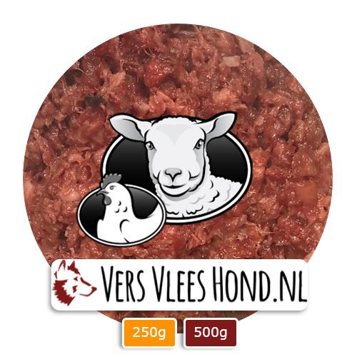 VersVleesHond.nl | KVV met Lam voor Hond of Kat
