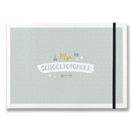 Maan Amsterdam Mijn Schoolfotoboek (groen)