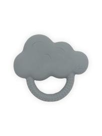 Jollein Bijtring Cloud - Storm Grey - 100% natuurlijk rubber