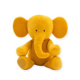 Jollein Knuffel Elephant mustard
