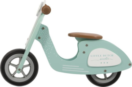 Little Dutch Adventure Mint Loopscooter