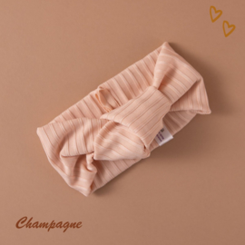 La Romi  poppenhaarband - Champagne