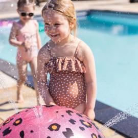 Swim Essentials Watersproeier Balvorm Panterprint