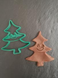 Koeksteker kerst kerstboom