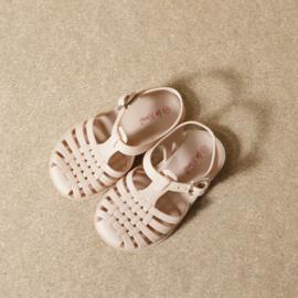 La Romi Jelly sandalen roze