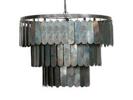 Hanglamp lamel 60cm