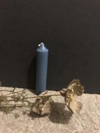 Dinerkaars petrolblauw