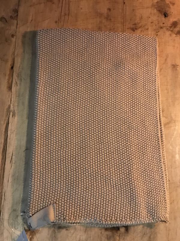 Handdoek beige