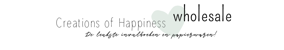 Creations of Happiness - Wholesale