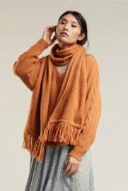 pullover Mabel kleur amber