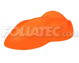 Spray folie neon oranje (dubbele set)