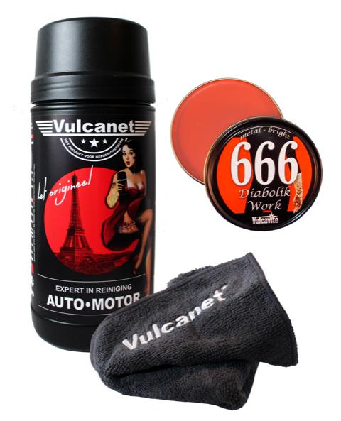 VULCANET® + 666 Metal Polish