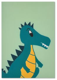 Kaart | Dinosaurus