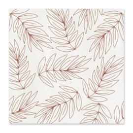 Minikaart   Botanical bruin