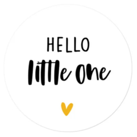 Little one | 10 stickers