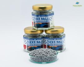 NatureHolic - TOXEX BALLEN - 47 ml - Bind giftige stoffen in het aquarium