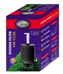 Staand hoeksponsfilter NSF-C350L