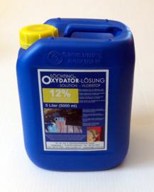 Oxydator oplossing 5 liter 12 %