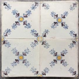 Haarlemmer ornament tegels