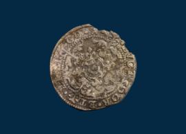 Zeeland: Rose shilling 1653