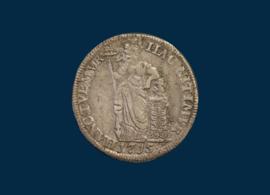 West-Friesland: 1 Gulden 1715
