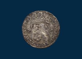 Holland - West Friesland, Ship Shilling 1674