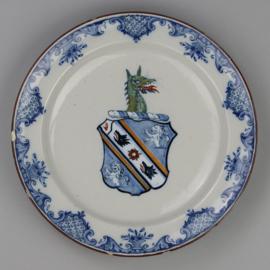 Wapen borden van de familie Webster