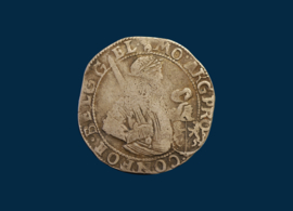Gelderland: Rijksdaalder 1655