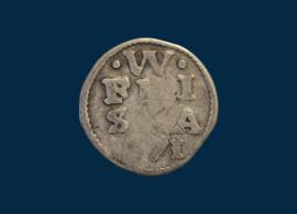 West Friesland: double penny 1671