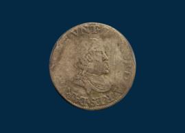 Holland: 1/20est Real, 1586