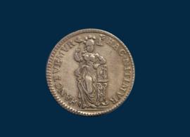 Gelderland: 1/4 Gulden 1759