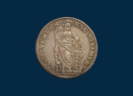 Holland: 10 pennies 1749