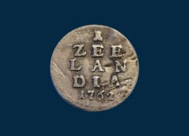 Zeeland: 1 penny 1762