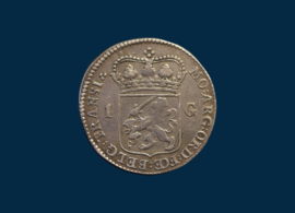 Overijssel: 1 Guilder 1764