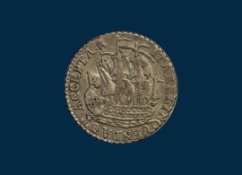Zeeland: ship shilling 1791
