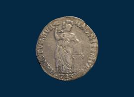 Overijssel: 1 Guilder 1723