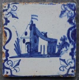 Pakhuis of kerk