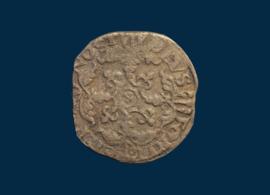 West-Friesland: Rose shilling 1682, Ship wreck ex.