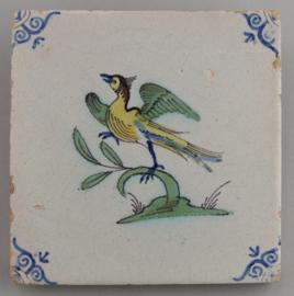 Elegante vogel