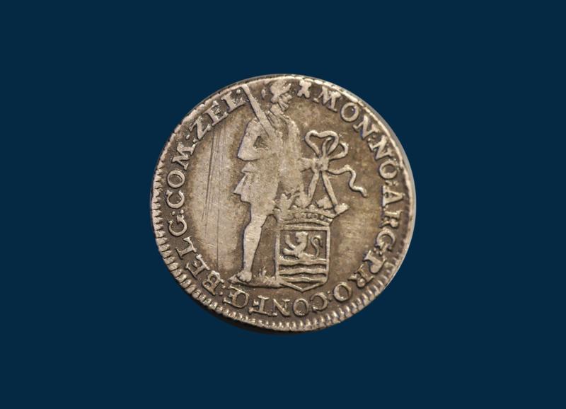 Zeeland: 1/8 Ducat 1786