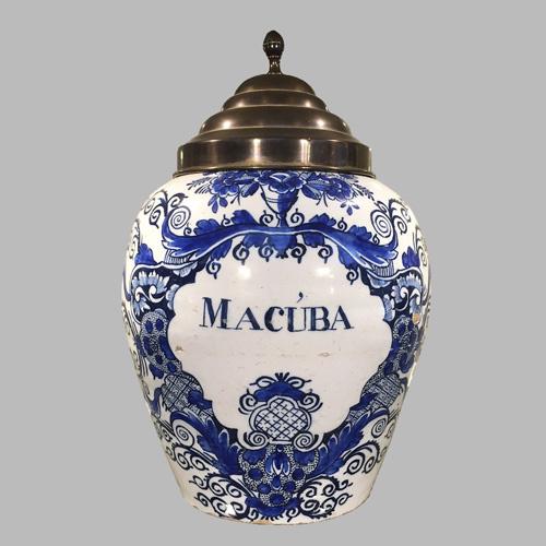 Tabakspot: Macuba