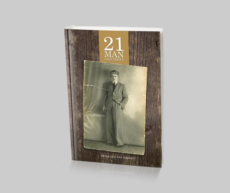 21 Man naschrift
