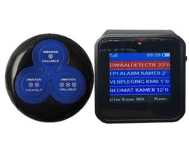 Alarmknop