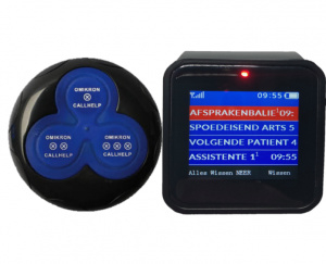 Emergency Panic Button Pager Set